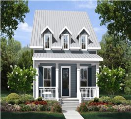 House Plan #142-1122