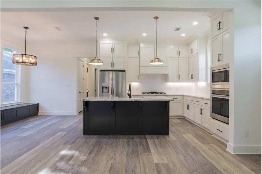 Kitchen of this 4-Bedroom,2184 Sq Ft Plan -142-1128