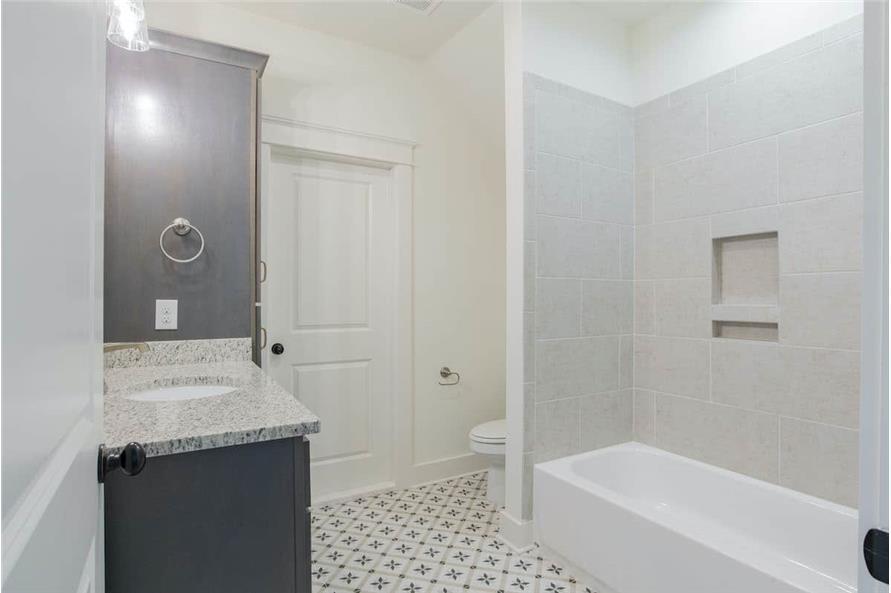 Bathroom of this 4-Bedroom,2184 Sq Ft Plan -142-1128