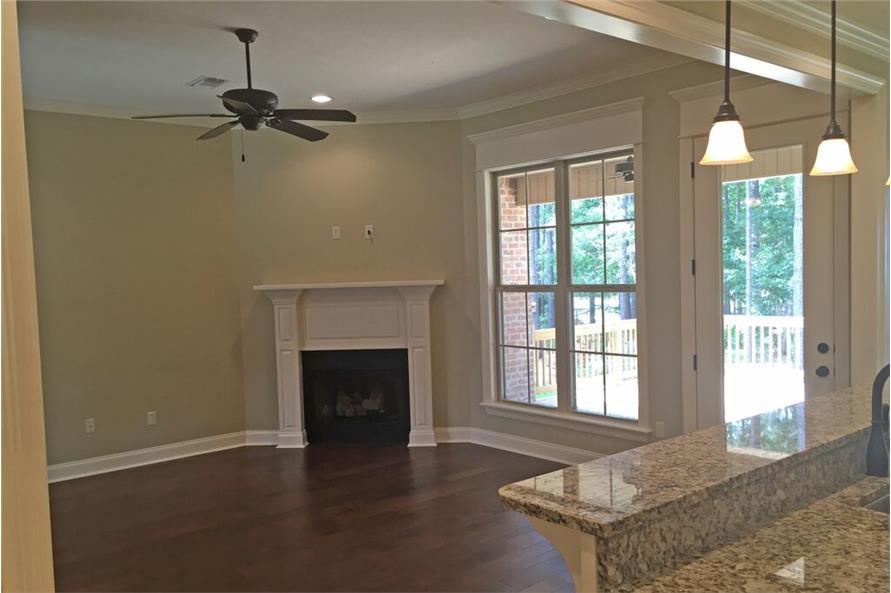 142-1137: Home Interior Photograph-Living Room