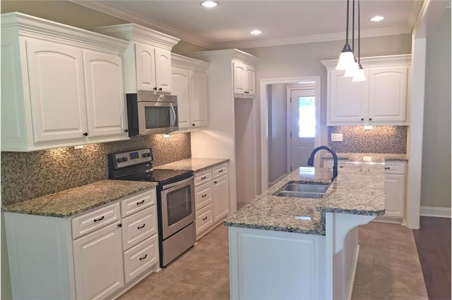 142-1137: Home Interior Photograph-Kitchen