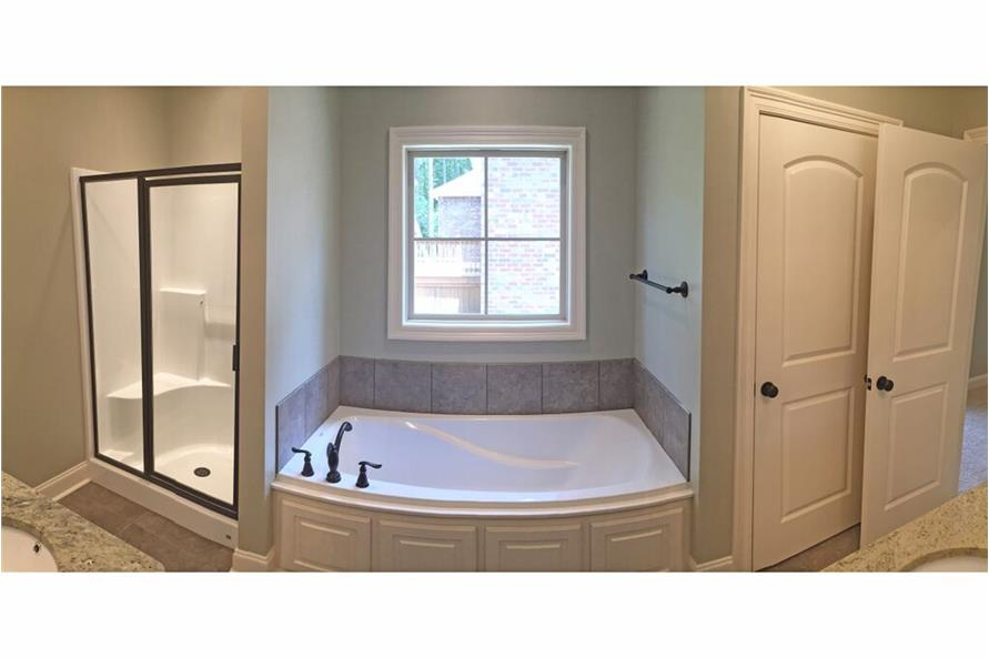 142-1137: Home Interior Photograph-Master Bathroom