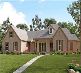 House Plan #142-1139