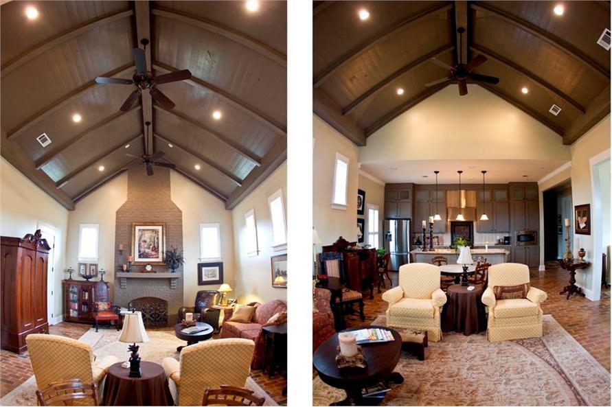 142-1148: Home Interior Photograph-Living Room
