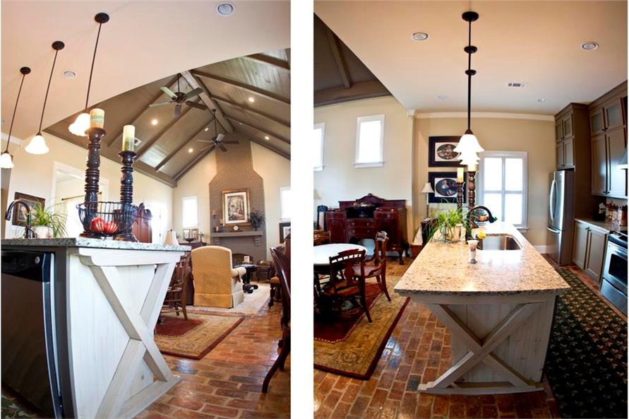 142-1148: Home Interior Photograph-Kitchen