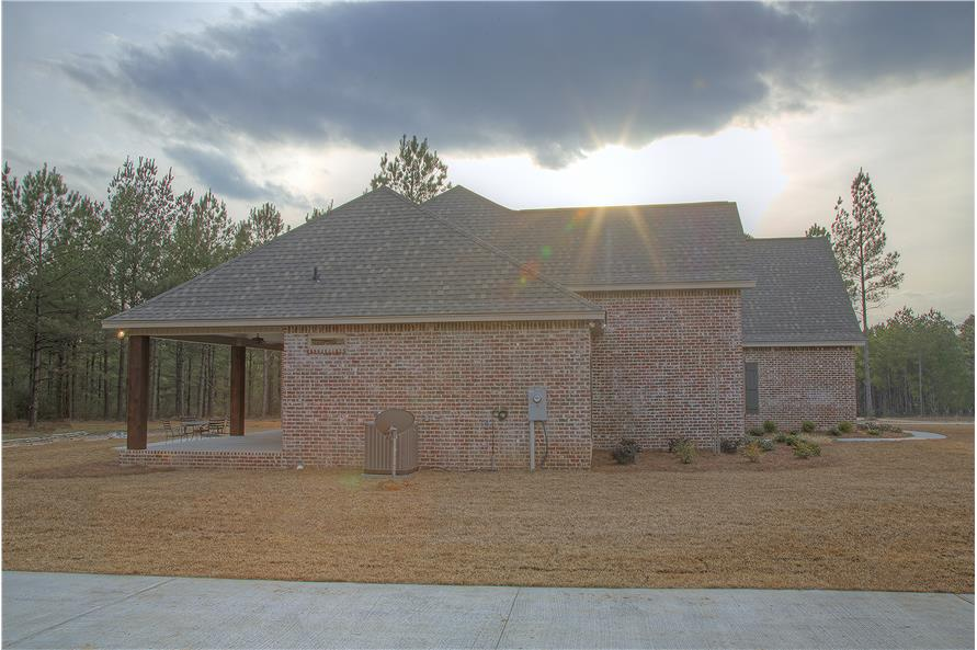 Home Exterior Photograph of this 3-Bedroom,2217 Sq Ft Plan -2217