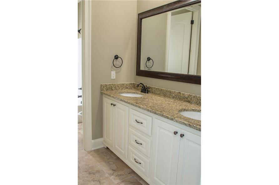 Bathroom of this 4-Bedroom,3287 Sq Ft Plan -3287