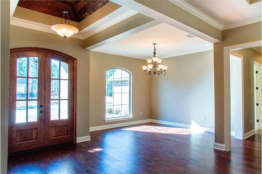 Dining Room of this 4-Bedroom,3287 Sq Ft Plan -3287