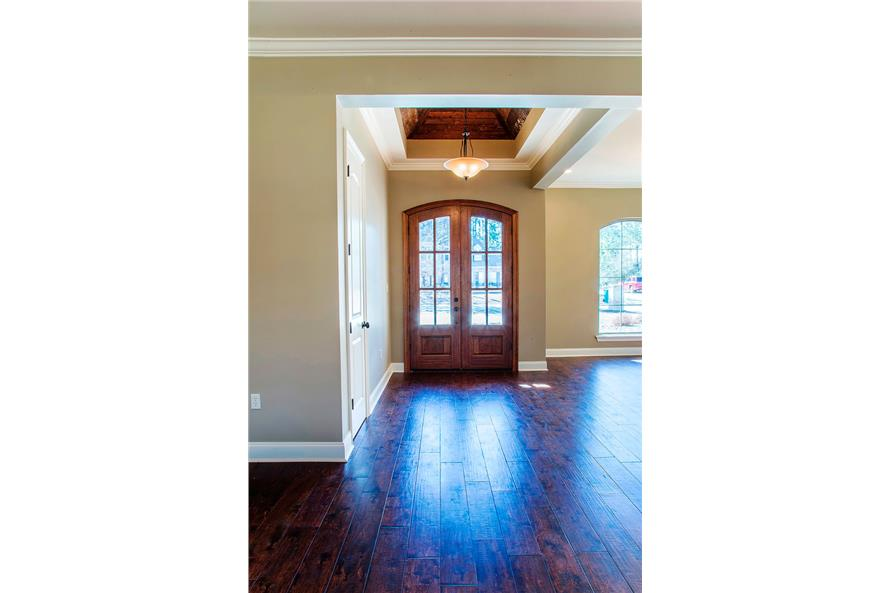 Entry Hall: Foyer of this 4-Bedroom,3287 Sq Ft Plan -3287