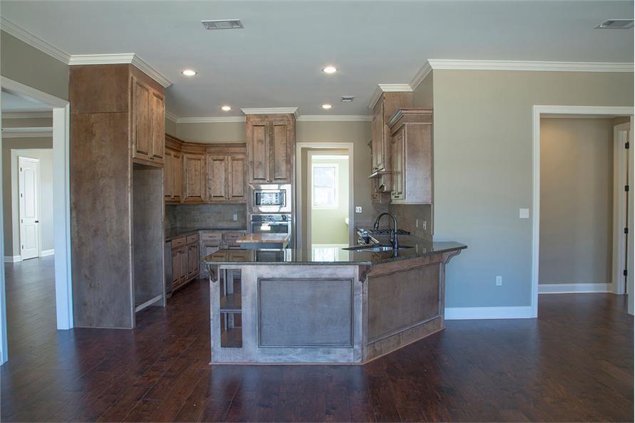 142-1151: Home Interior Photograph-Kitchen