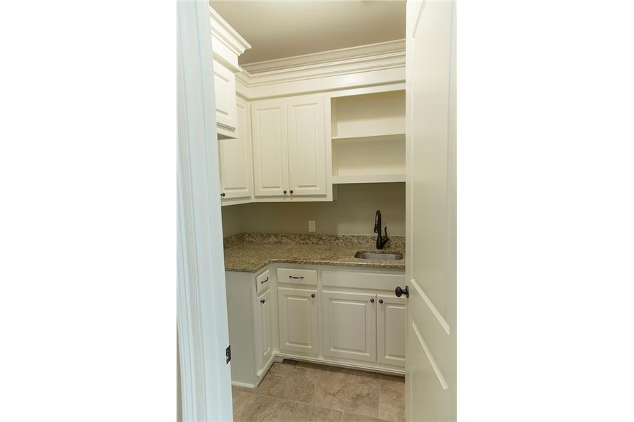 Laundry Room of this 4-Bedroom,3287 Sq Ft Plan -3287