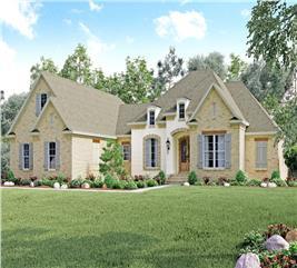 House Plan #142-1151