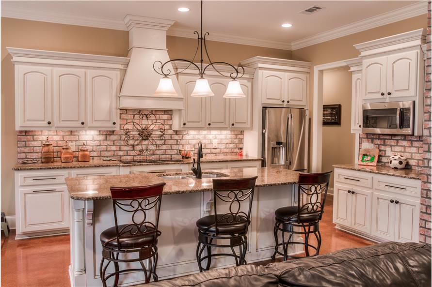142-1155: Home Interior Photograph-Kitchen