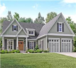 House Plan #142-1158