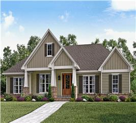 House Plan #142-1159