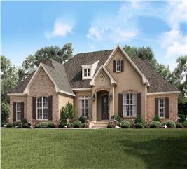House Plan #142-1162