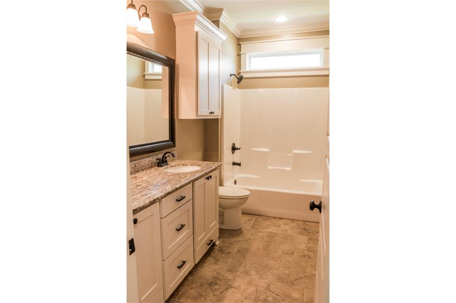 Bathroom of this 4-Bedroom,2203 Sq Ft Plan -2203