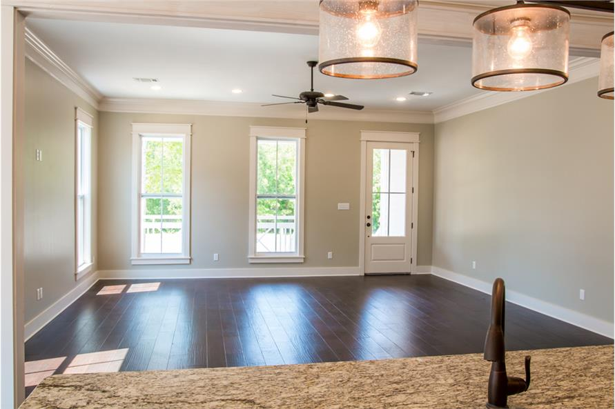 Great Room of this 4-Bedroom,2203 Sq Ft Plan -2203