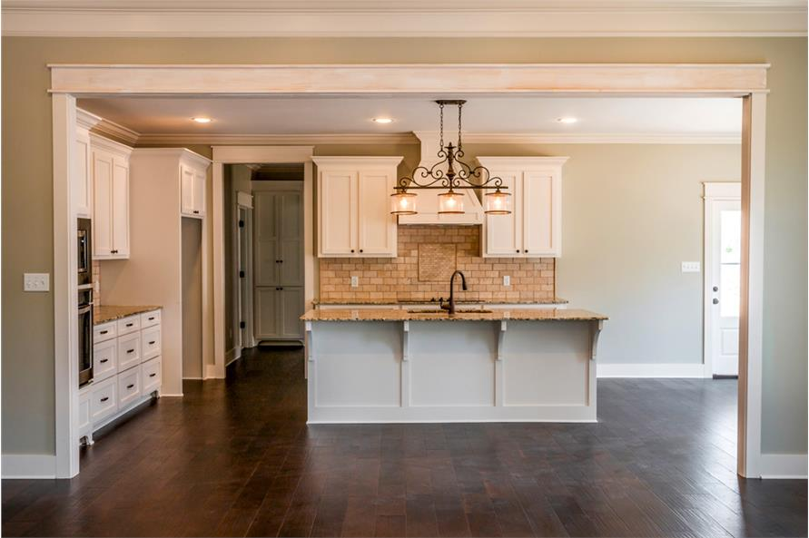 Kitchen of this 4-Bedroom,2203 Sq Ft Plan -2203