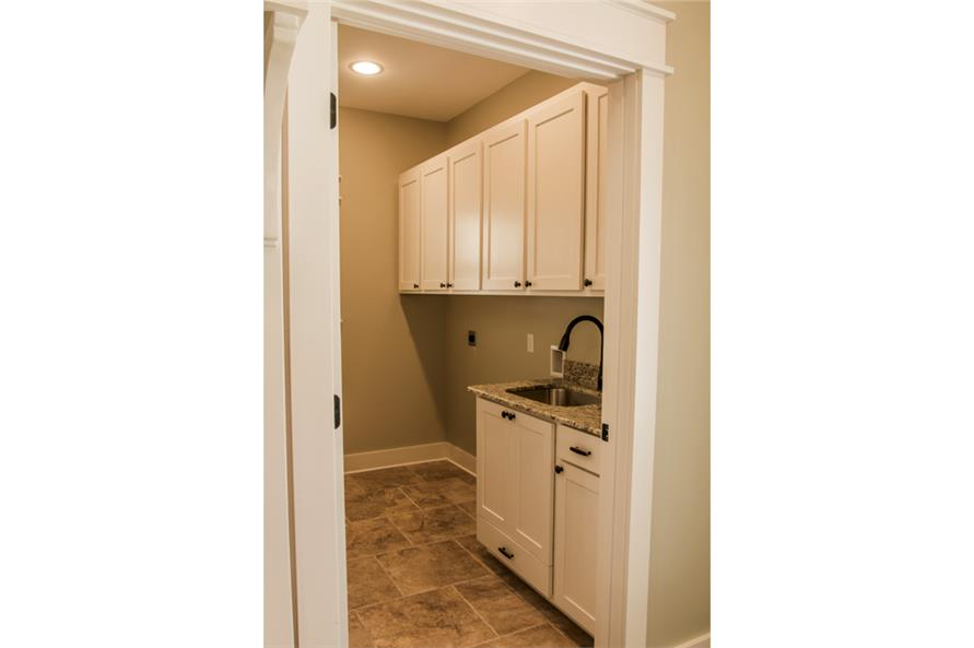 Laundry Room of this 4-Bedroom,2203 Sq Ft Plan -2203
