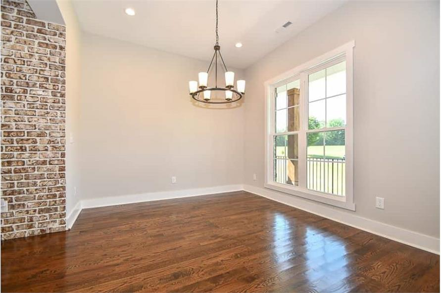 Dining Room of this 3-Bedroom,2469 Sq Ft Plan -142-1166