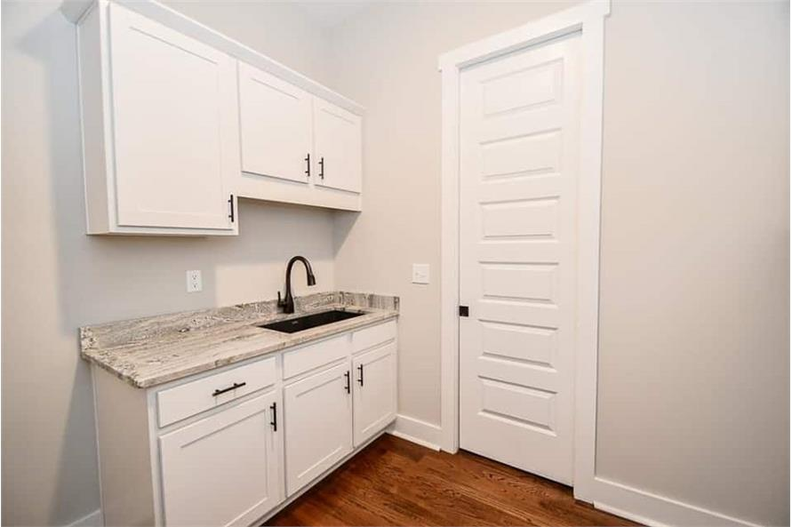 Laundry Room of this 3-Bedroom,2469 Sq Ft Plan -142-1166