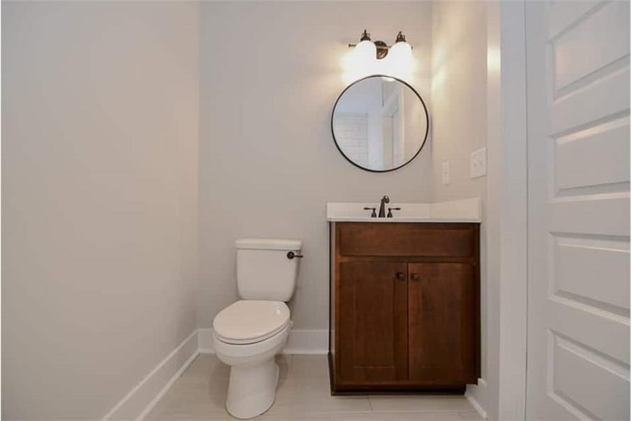 Bathroom of this 3-Bedroom,2469 Sq Ft Plan -142-1166