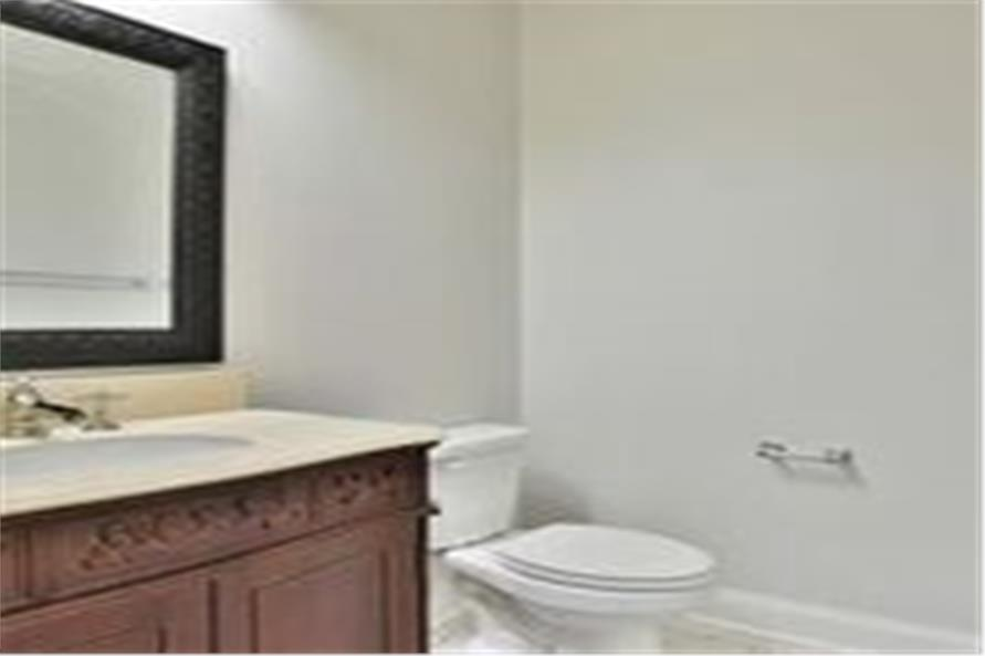 Bathroom of this 4-Bedroom,3194 Sq Ft Plan -3194