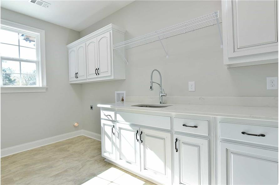 Laundry Room of this 4-Bedroom,3194 Sq Ft Plan -3194