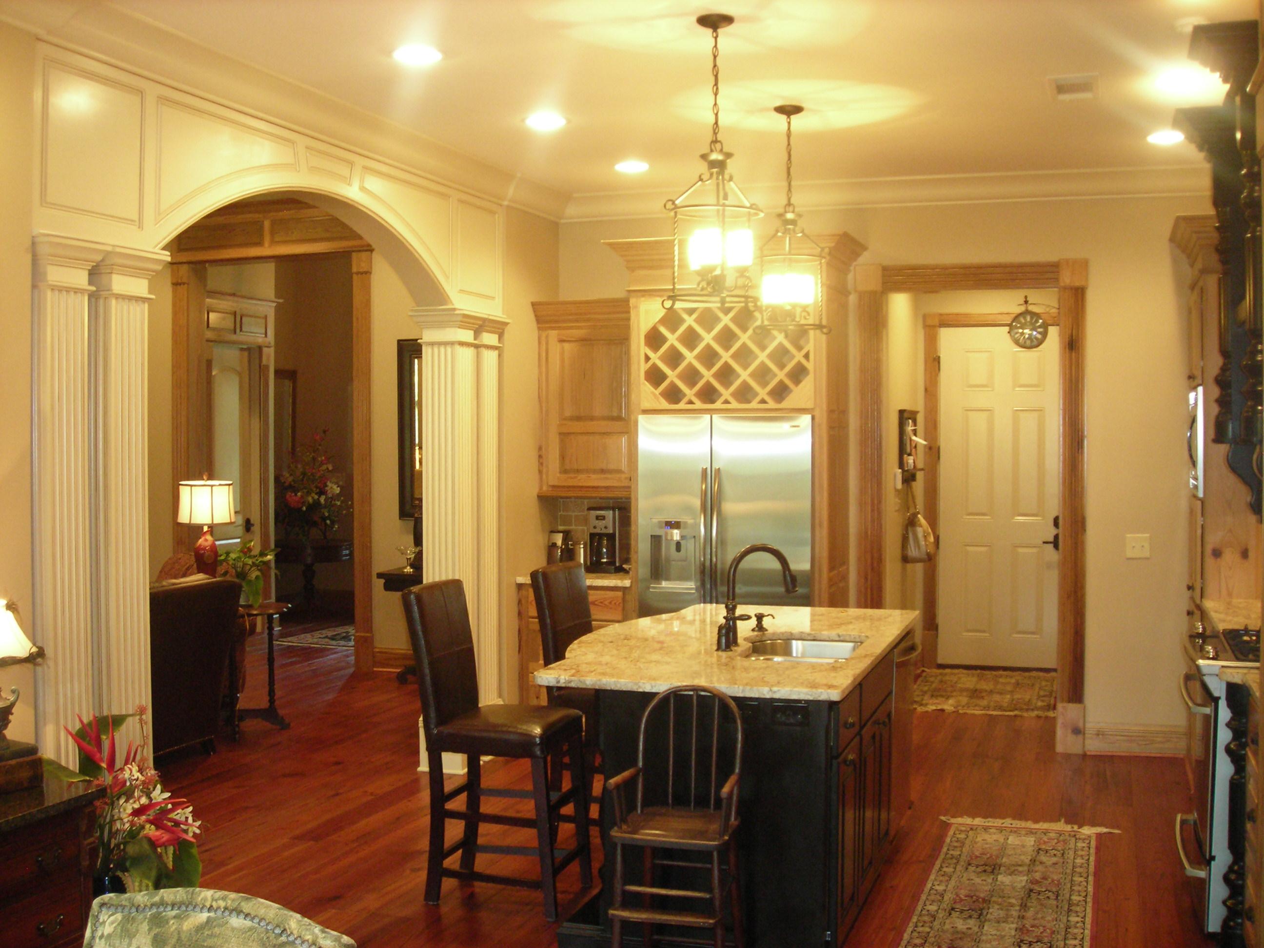 Bedrm Craftsman House Plan