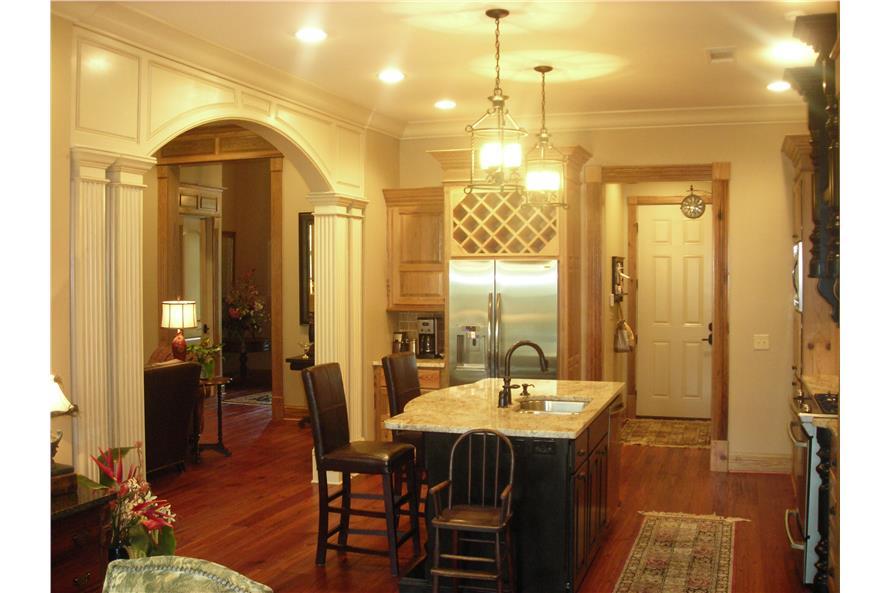 142-1168: Home Interior Photograph-Kitchen