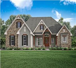 House Plan #142-1168
