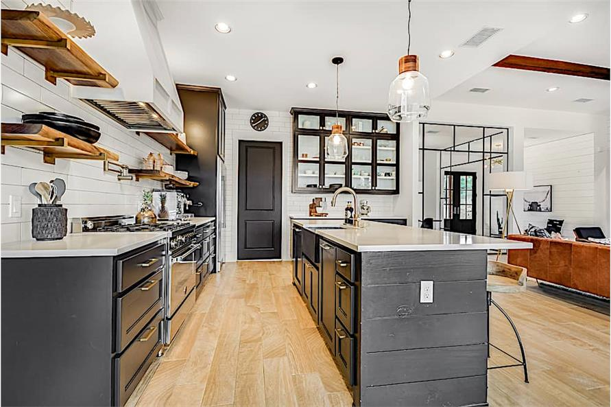 Kitchen of this 4-Bedroom,2686 Sq Ft Plan -2686