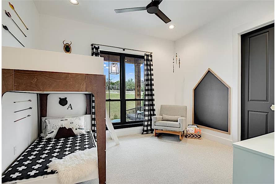 Bedroom of this 4-Bedroom,2686 Sq Ft Plan -2686