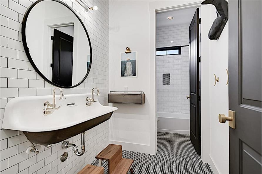 Bathroom of this 4-Bedroom,2686 Sq Ft Plan -2686
