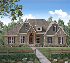 House Plan #142-1170