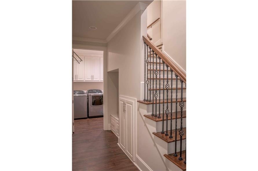 Entry Hall: Staircase of this 3-Bedroom,2487 Sq Ft Plan -2487