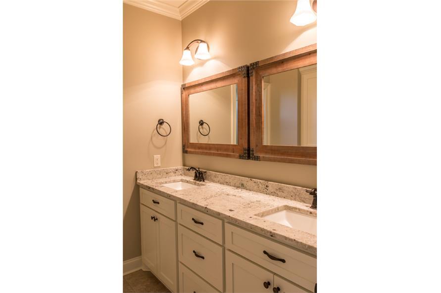 Bathroom of this 4-Bedroom,2329 Sq Ft Plan -2329