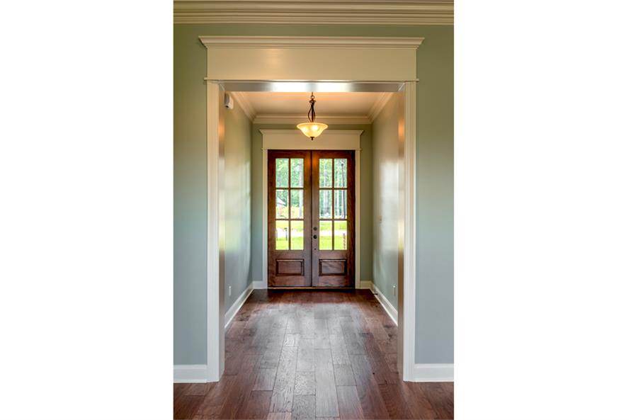Entry Hall: Foyer of this 4-Bedroom,2329 Sq Ft Plan -2329