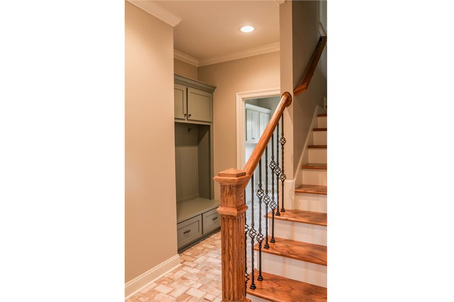 Entry Hall: Staircase of this 4-Bedroom,2329 Sq Ft Plan -2329