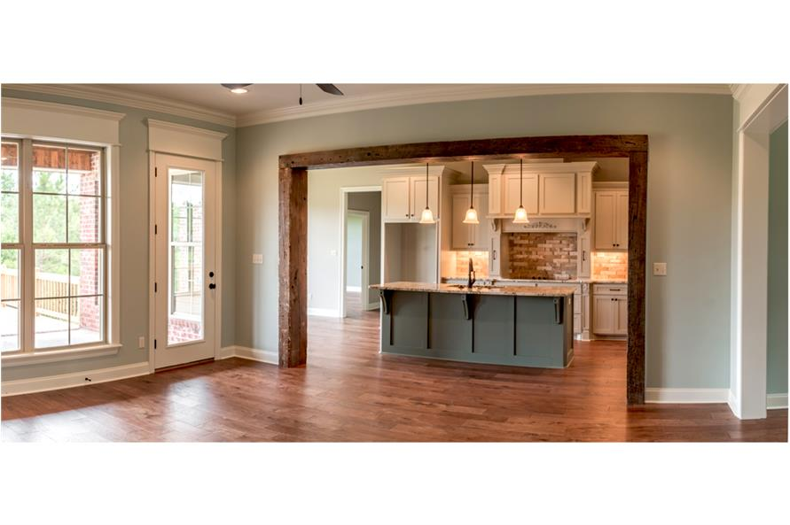 Home Interior Photograph of this 4-Bedroom,2329 Sq Ft Plan -142-1173