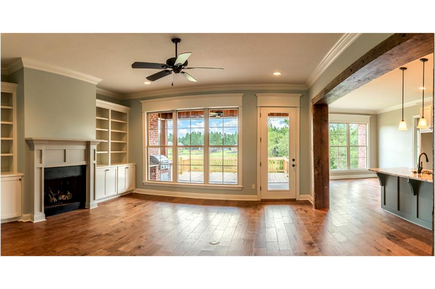 Great Room of this 4-Bedroom,2329 Sq Ft Plan -2329