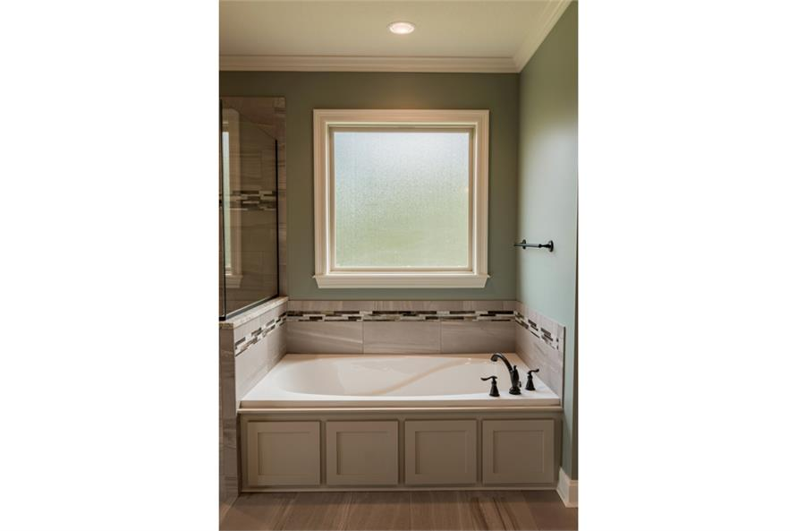 Master Bathroom of this 4-Bedroom,2329 Sq Ft Plan -2329