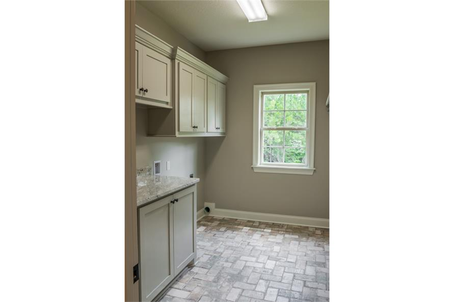 Laundry Room of this 4-Bedroom,2329 Sq Ft Plan -2329