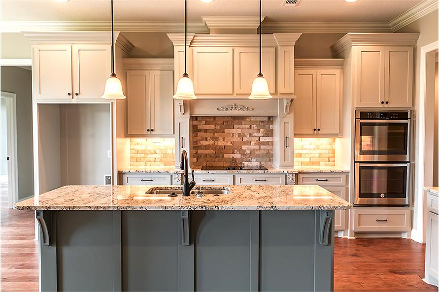 Kitchen of this 4-Bedroom,2329 Sq Ft Plan -2329