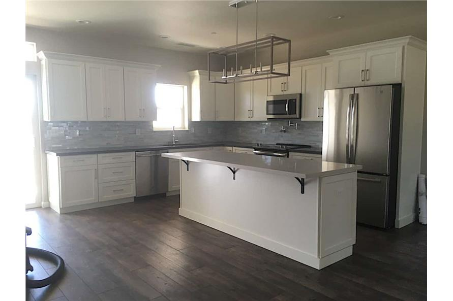 Kitchen of this 3-Bedroom,1657 Sq Ft Plan -142-1176