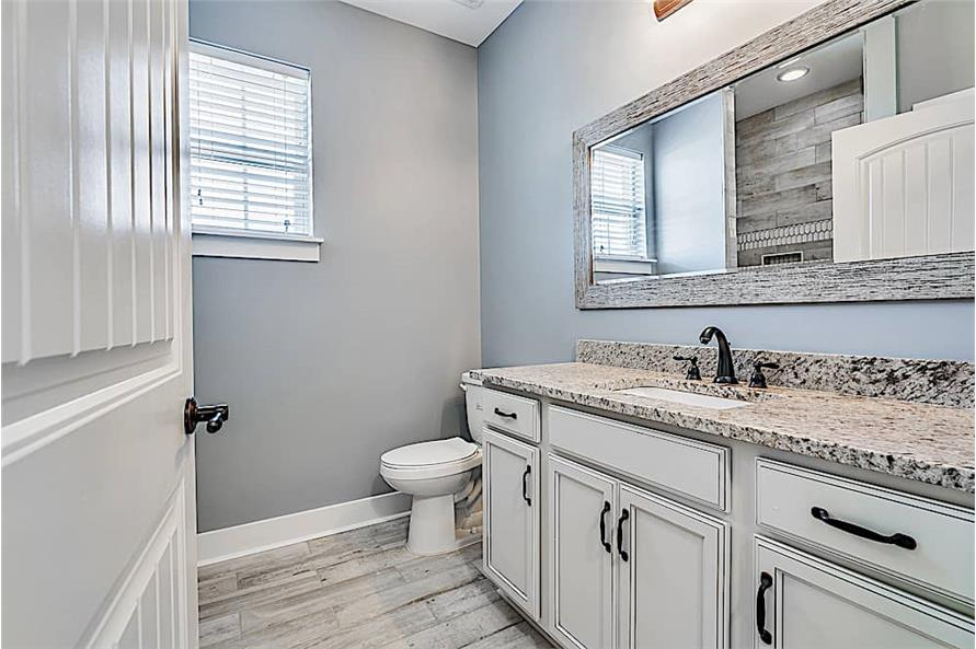 Bathroom of this 3-Bedroom,2275 Sq Ft Plan -2275
