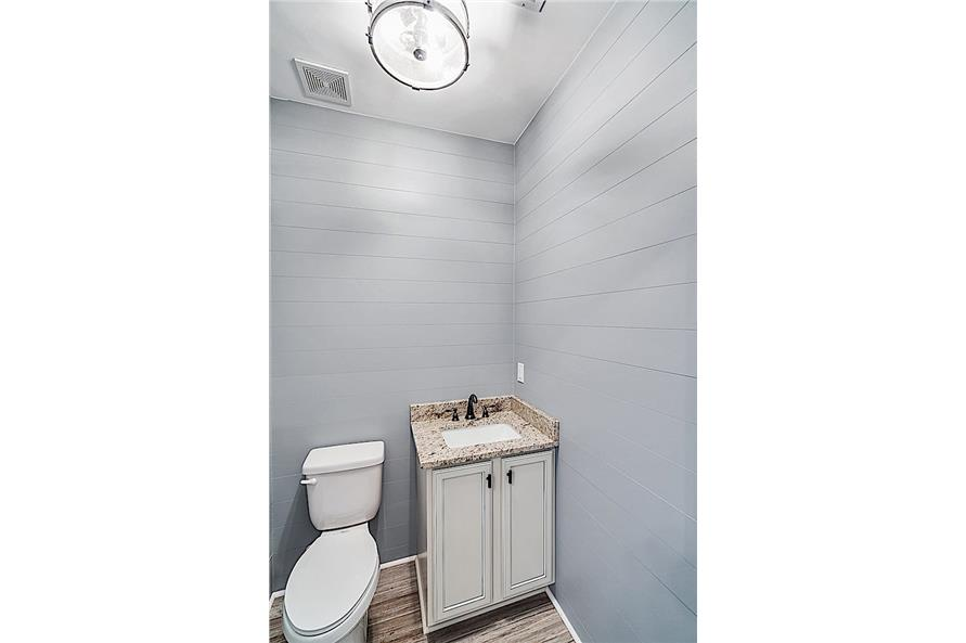 Powder Room of this 3-Bedroom,2275 Sq Ft Plan -2275