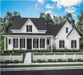 House Plan #142-1180