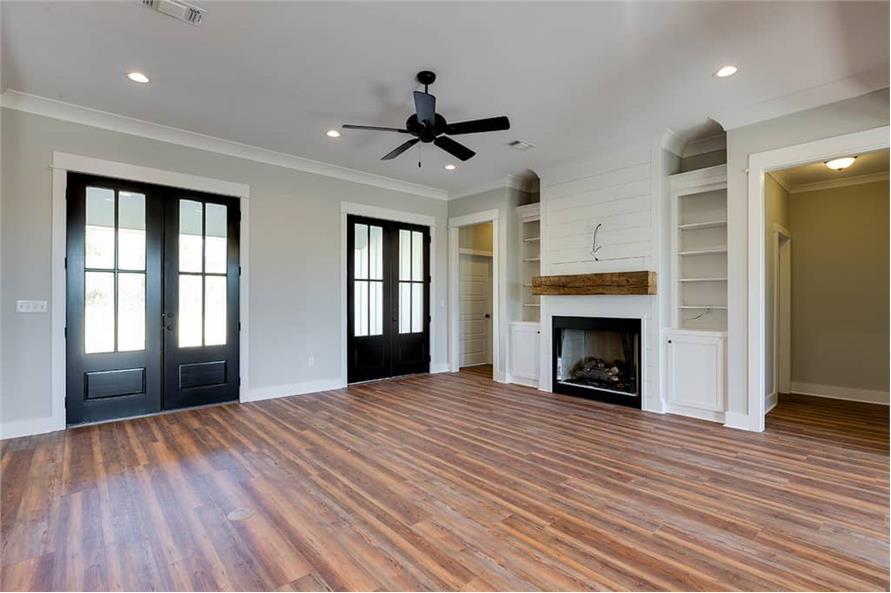 Great Room of this 3-Bedroom,2077 Sq Ft Plan -2077